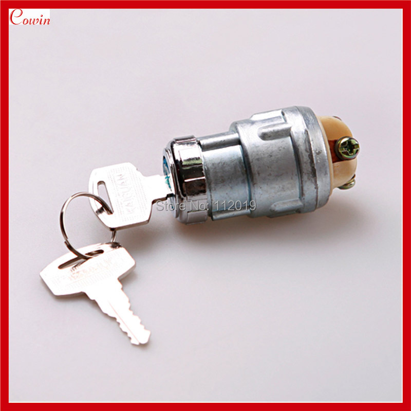 New Alloy Vehicles Cars Auto Ignition Switch Lock Cylinder