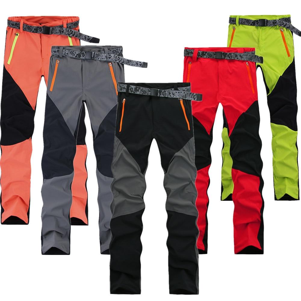 Pantalon extérieur été printemps hommes femmes séchage rapide mince respirant Sport pantalon élastique Stretch pêche randonnée Trekking escalade pantalon