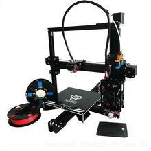 HE3D prusa i3 auto level EI3 Одного полного металла экструдер prusa i3 ПОДЕЛКИ 3d комплект принтера
