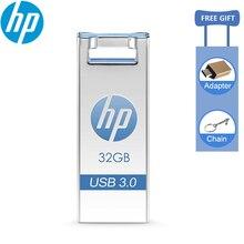 HP Metal USB Flash 16gb 32gb 64gb 128gb Pen Drive USB3 0 Memory Stick High Speed