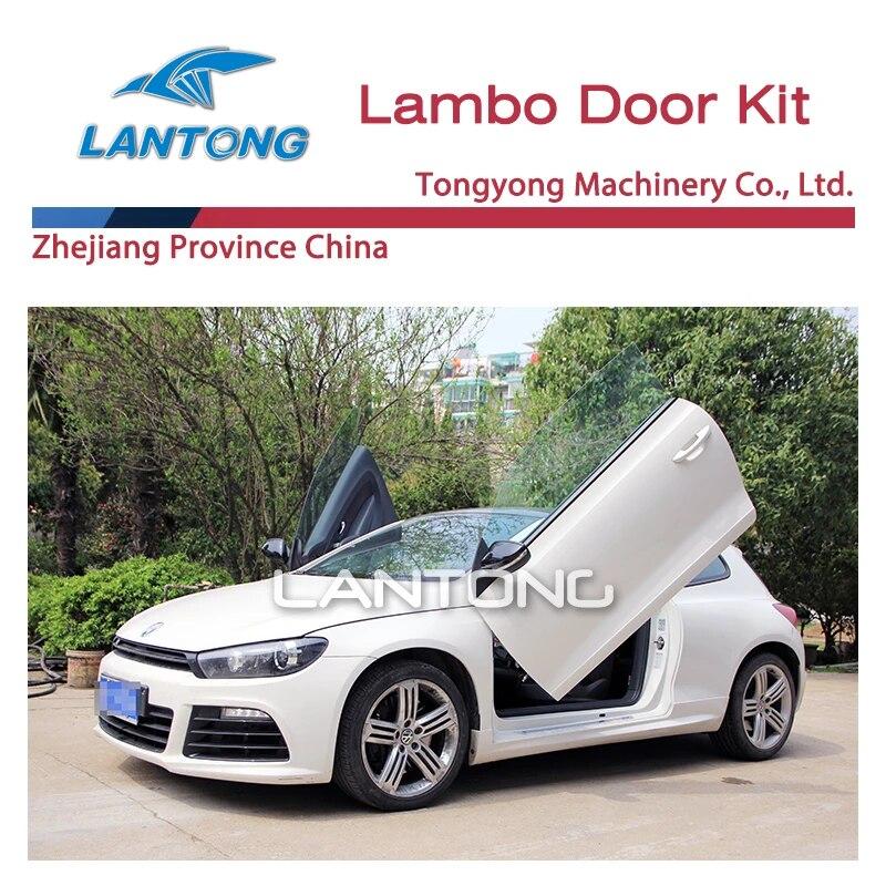 Scissor Doors Lambo Door Kit For Volkswagen Scirocco R Door Bath Kit Builderkit Aliexpress