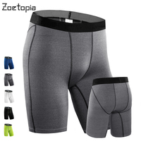 Men Breathable Quick Dry Unedrwear Tights Gym Fitness Running Boxers Football Soccer Skinny Sport Training Basketball