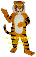 Ferocious Tiger mascot costume wholesale for sale high quality wild tiger cat theme anime cosplay costumes carnival fancy 2693
