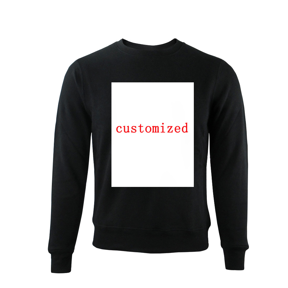 FORUDESIGNS Long Sleeve Fitness Cartoon Men Women Girls Boys Christmas Ugly Hoodie Customized Shirts Adult Hats and no Hats