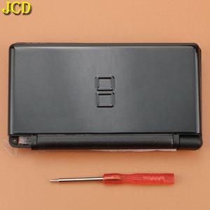 Image 5 - JCD 1PCS เกมเต็มรูปแบบป้องกันกรณีฝาครอบชุดพร้อมไขควงสำหรับ Nintendo DS Lite NDSL เปลี่ยน Shell กรณี