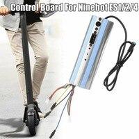 Principal Placa de Controle do Circuito Do Bluetooth de Metal Peças Scooter Elétrico Acessórios Para Ninebot ES2 Peças e acessórios p/ scooter     -