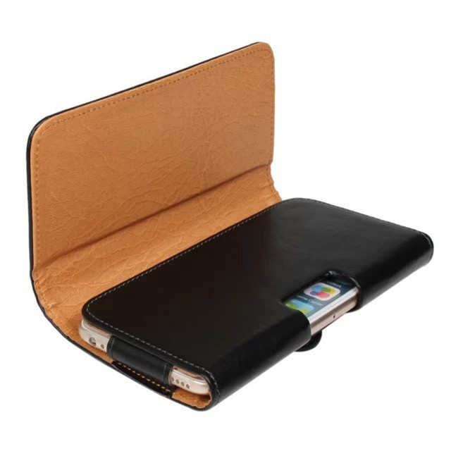Business Phone Cases Pouch for iPhone X Case Belt Clip Holster PU Leather Cover for iPhone 5 5s 6 6s Plus 7 8 PLus XS XR XS Max