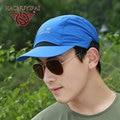 2016 Men and women snapback quick dry outdoor summer sun hat bone breathable mesh chapeu casual sports Baseball caps GL-P-56