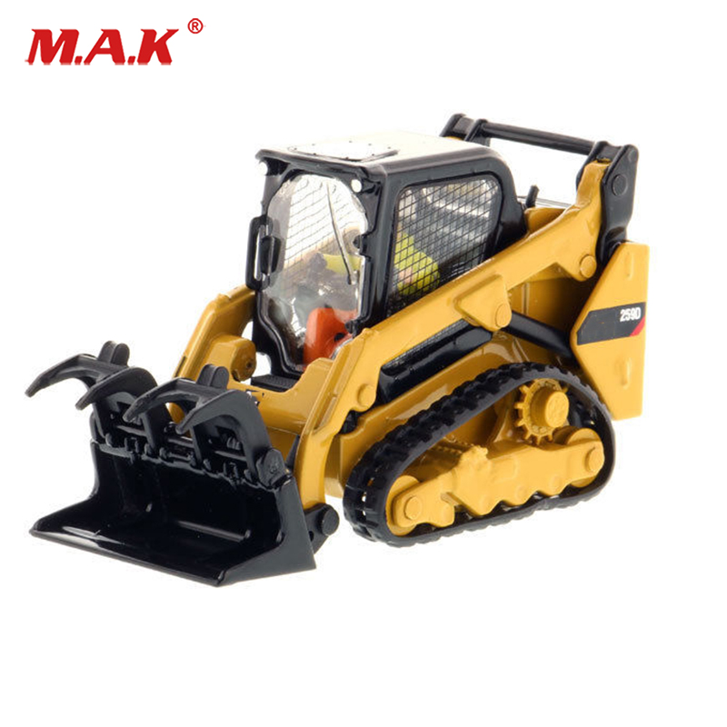 Kids Toys 1/50 Scale Construction Vehicles 85526 Compact Track Loader 259D 1/50 Scale Diecast Vehicles Toy For Gift