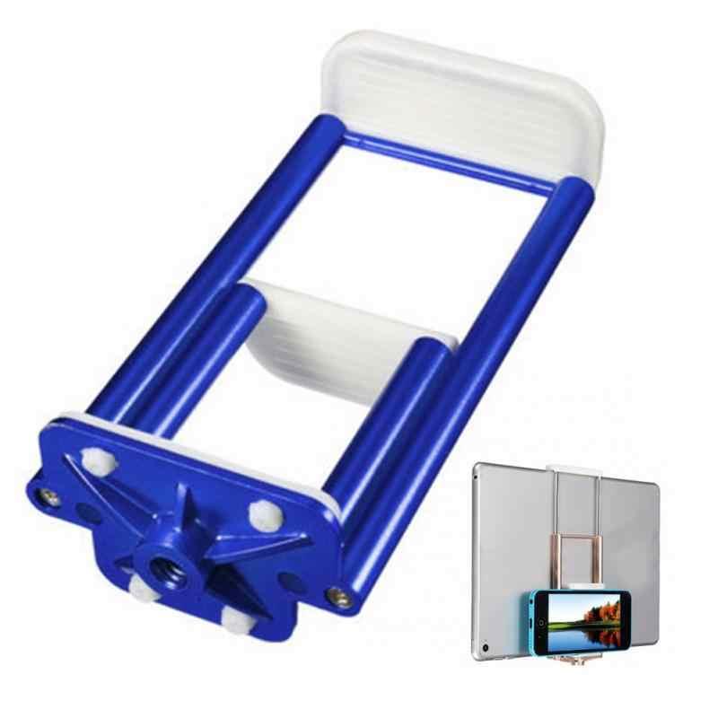 4 colores Universal 2 en 1 cámara GPS soporte Clip soporte trípode soporte 3,5-10 pulgadas teléfono tableta soporte para Iphone Samsung
