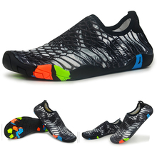 Wading-Shoes Water-Sneakers Aqua Fishing Skin-Paste Diving Swimming Outdoor Beach Summer