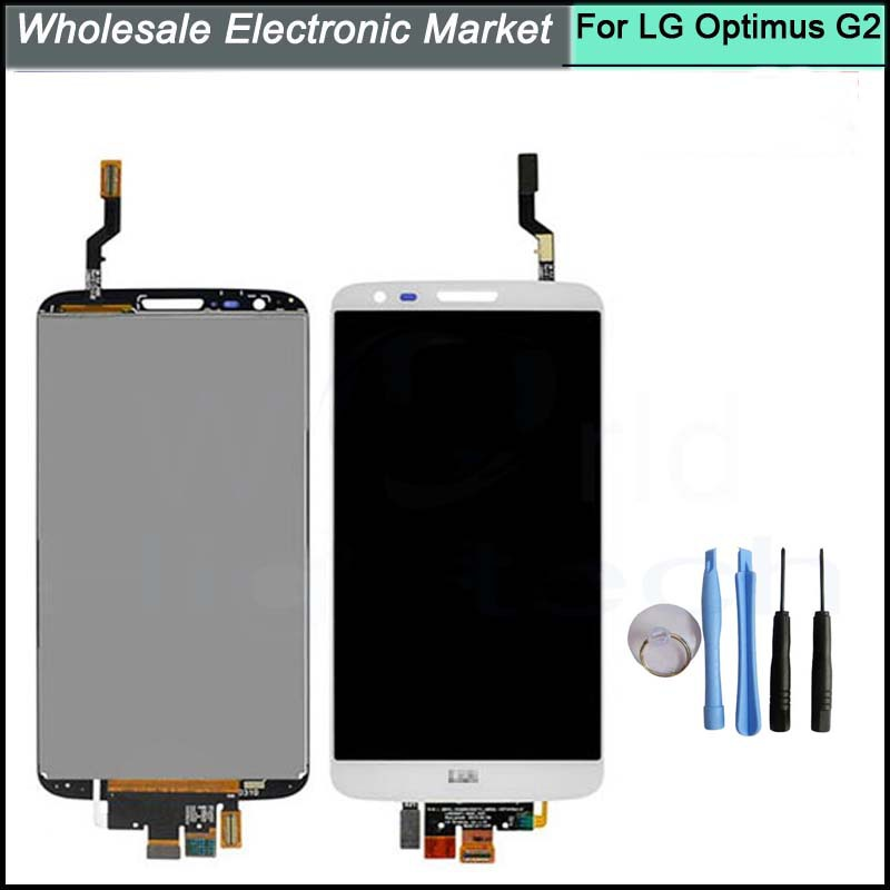 Подробнее о High Quality LCD Display Touch Screen Digitizer with Tools Assembly Replacement For LG Optimus G2 D802 D805,Free Shipping replacement parts high quality 4 7 for lg optimus g e973 e975 ls970 lcd screen display touch screen digitizer assembly frame