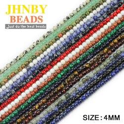 JHNBY 4 мм Ювелирные изделия, ювелирные изделия, ювелирные изделия своими руками