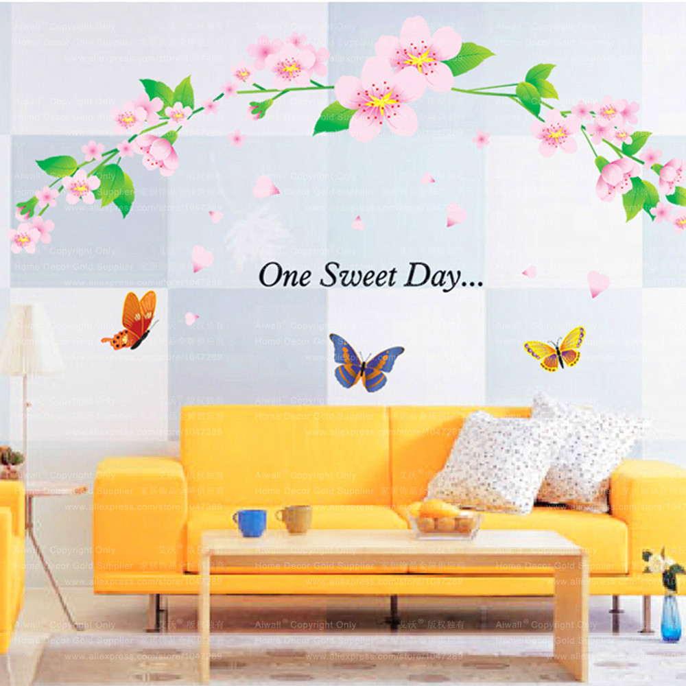 Awesome Home Decor Wall Stickers Bangalore Adornment - The Wall Art ...