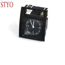 STYO автомобиля Часы Dashboard центральной консоли часы для VW Passat B7 561 919 204
