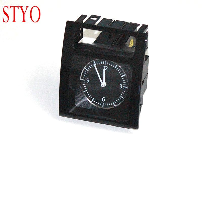 STYO voiture horloge tableau de bord Console centrale montre pour VW Passat B7 561 919 204