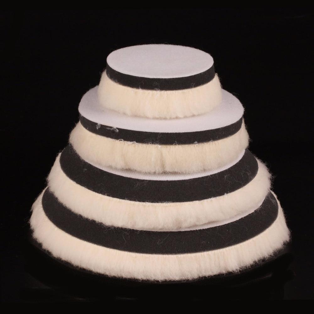 2pcs-2-3-4-5-6-7-inch-lambs-woolen-polishing-pad-for-car-polisher-detail-mirror-finish-polish-dia-50-80-100-125-150-180mm-new