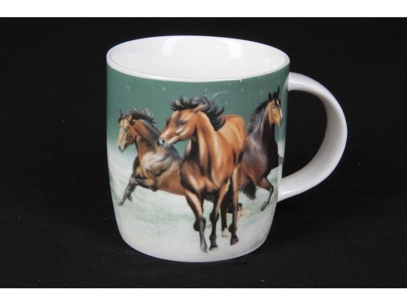 Mug ROSENBERG, 340 ml mug lefard 340 ml white
