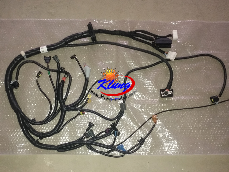 Klung 1100cc 472 chery fuel injection engine wire harness for buggy ,gokart ,UTV   parts starter moto for js400 yh 010 400cc gokart buggy dune buggy gkt400 dunax400 xatv yonghe motorcycle f3 d60000 0