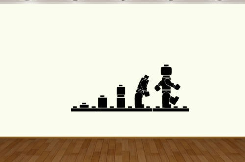 High Quality Lego Stickers And DecalsBuy Cheap Lego Stickers And - Lego wall decals vinylaliexpresscombuy free shipping lego evolution decal wall