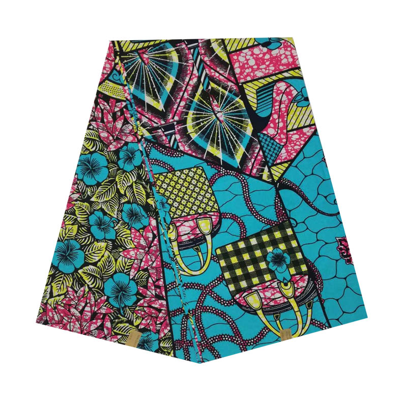 Cire en tissu imprimé style africain   En vraie cire de coton, africain et nigérian, bloc de tissu, ankara, offre spéciale pour femmes africaines, collection 520