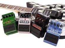 Pedal Digital DDM Death Metal, efecto de distorsión Grunge, Multi voz, guitarra y Chorus