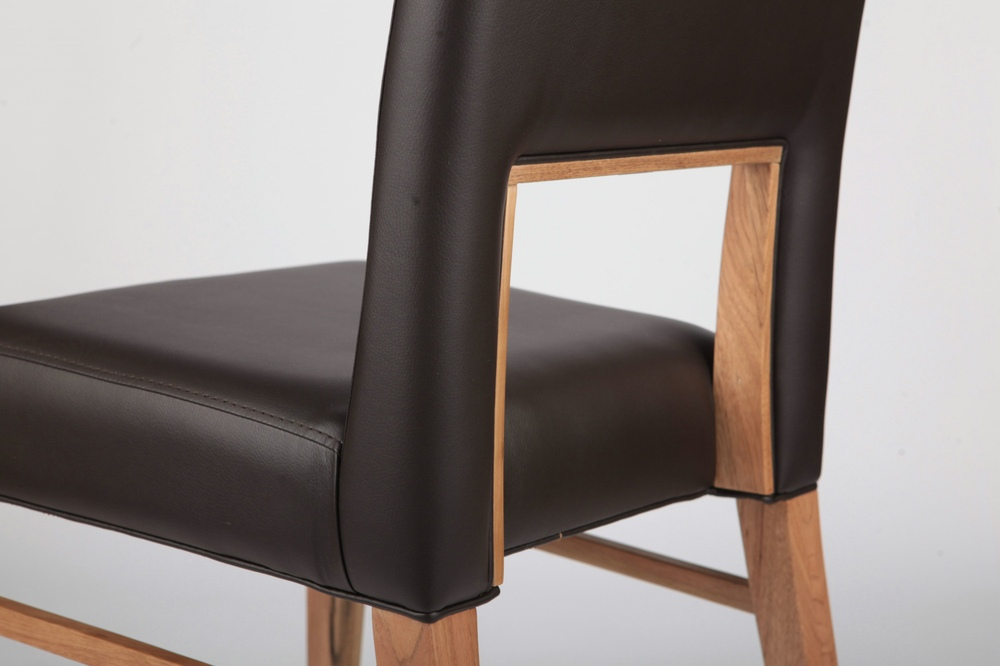 best stunning en cuir ikea design scandinave moderne en bois massif manger chaises minimaliste. Black Bedroom Furniture Sets. Home Design Ideas