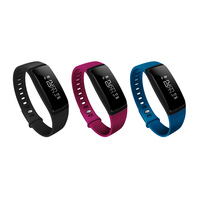 Smart bracelet girl blood pressure watch V07 Smart Bracelet Watch Heart Rate Monitor Smart Wireless Fitness pk IOS mi 3 band