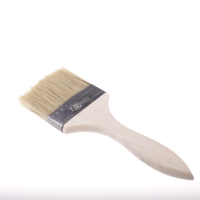 Paint brush for sale Economical and durable barbecue professional brush  Affordable price wholesale home improvement tool brush 034ce3601467