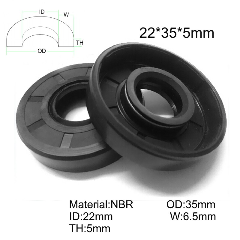 pack height, model Rotary shaft oil seal 32 x 58 x
