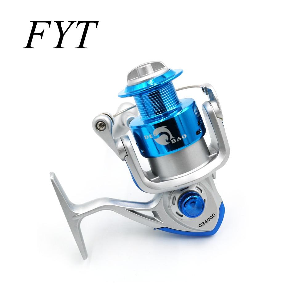 Sports & Entertainment Mavllos Saltwater Fishing Spinning Reel 14bb Speed Ratio 5.2:1 Drag Power 9kg Super Streng Body Carp Fishing Reel Fishing