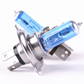 Car Halogen H4 Headlight bulbs 100W / 90W 12V Motorcycle Bulb Lamp Quartz glass Auto Light Source External Lights