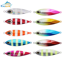 CHLP21 150g 12.7cm Good Quality Multi Colors Metal Lead Jigging Lure Slow Jig