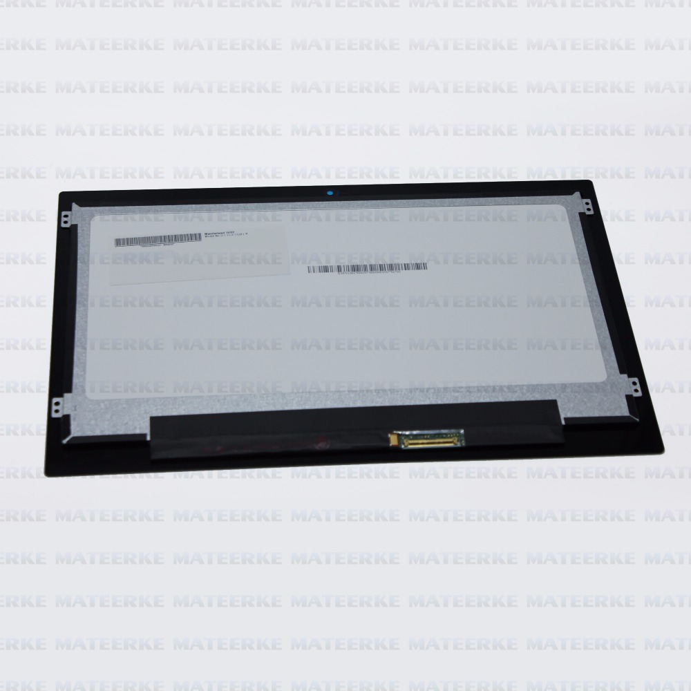 цена на New For Acer Aspire R3 R3-131T series MODEL NO:N15W5 11.6 Laptop Digitizer Touch LCD Screen Assmebly 1366*768