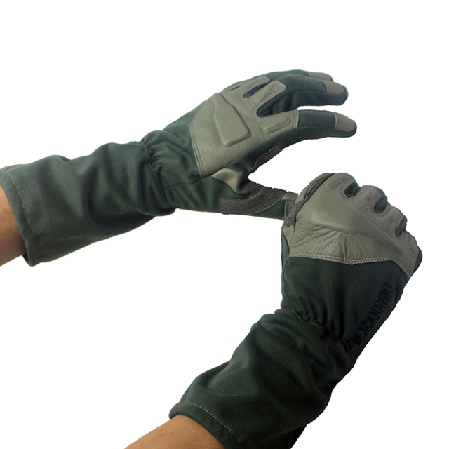 Outdoor Sports Anti skidding  Tactical Oversleeve Glove Bicycle  Cycling Camping Hiking Hunting Gloves