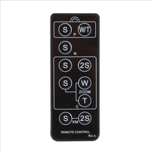 Wireless IR Infrared RC-4 Camera Shutter Remote Control for Sony Canon Nikon #22923