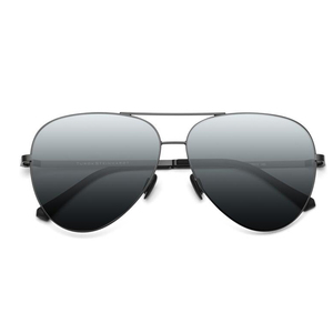 Image 3 - Youpin Turok TS מותג מקוטב נירוסטה שמש מראה עדשות זכוכית ילדי UV400 משקפי שמש חיצוני נסיעות גבר אישה H30