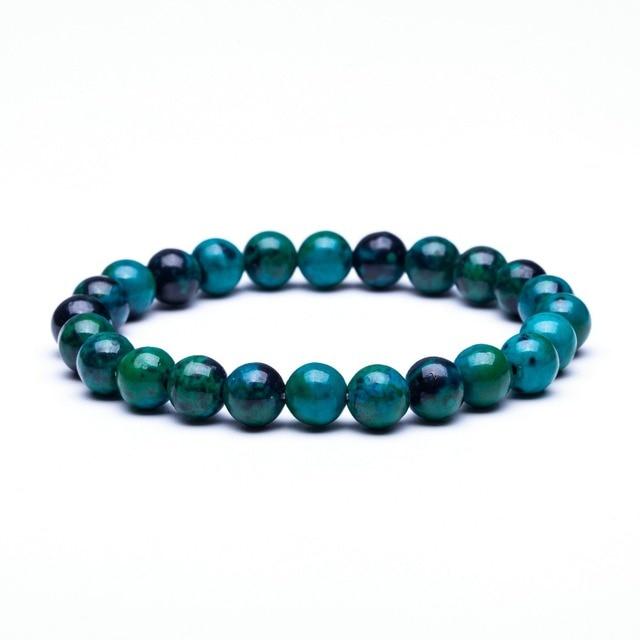 Bracelet Azuritz Malachite