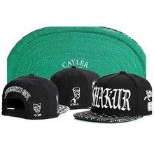 Fashion Caps Brand New C&S BL PLATED CAP Snapback Hat For Men&Women Adjustable Hip Hop Street Outdoor Sports Sun Caseball Cap
