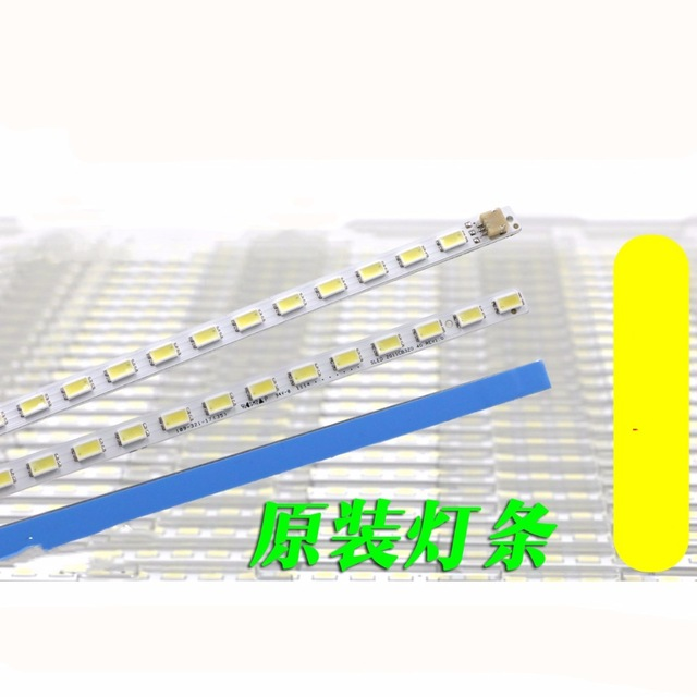 Led Bar Lights Well-Educated New 2 Pieces/lot T315hw07 32 Led Strip Sled 2011cb320 Rev 1.0 40 Leds 360mm*6mm 109-321-17 High Quality Materials Led Lighting