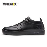 ONEMIX Hot 2019 Men skateboarding shoes light cool sneakers sport Outdoor Men Shoes outdoor walking size 39 45