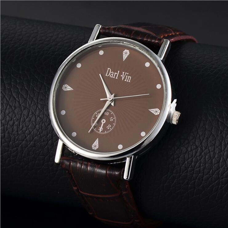 2018 Top-marke Luxus Berühmte Armbanduhr Männliche Uhr Quarzuhr - Herrenuhren