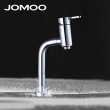 JOMOO Basin Faucet Bathroom Sink Faucet Mixer Tap Lavatory Brass Chrome Basin Faucet Single Holder Handle Sink Mixer Brazil Desi
