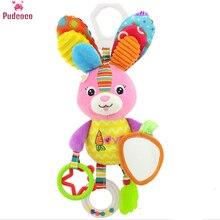 Pudcoco Cute Crib Cot Pram Hanging Rattles For Baby Stroller&Car Seat Ringing St