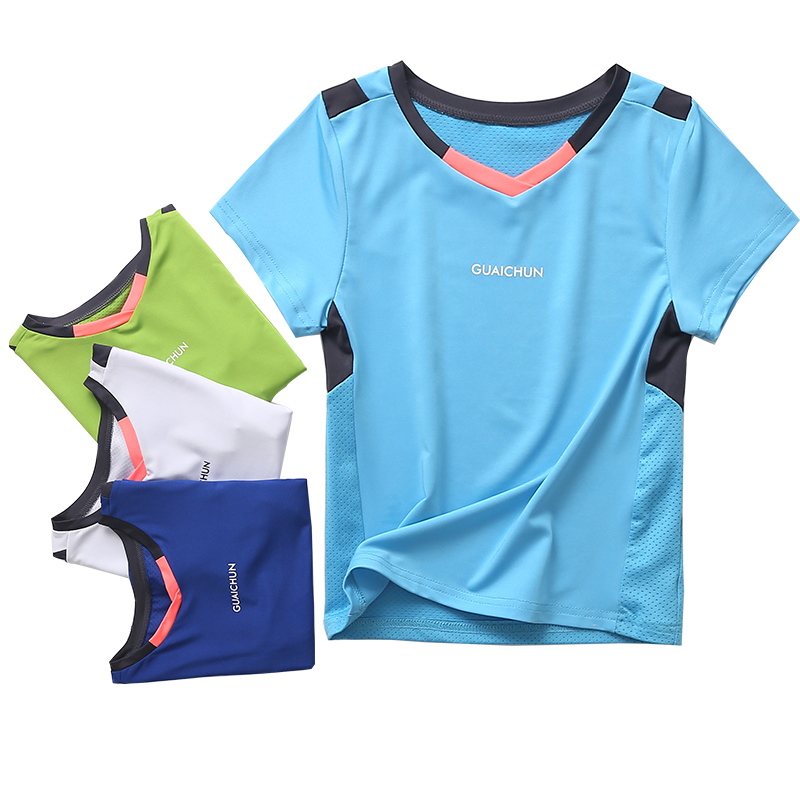 Children T-Shirt Clothing Short-Sleeve Girls Boys Kids Casual And O-Neck 3-12y Top-Tees