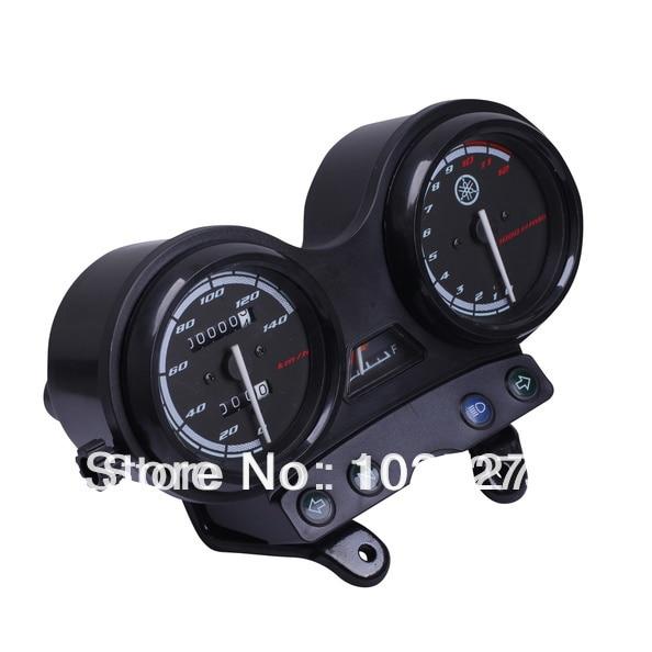 Motorcycle accessories Speedometer Gauges ( Euro II version ) For YAMAHA YBR125 YBR 125 accessories for nourishment