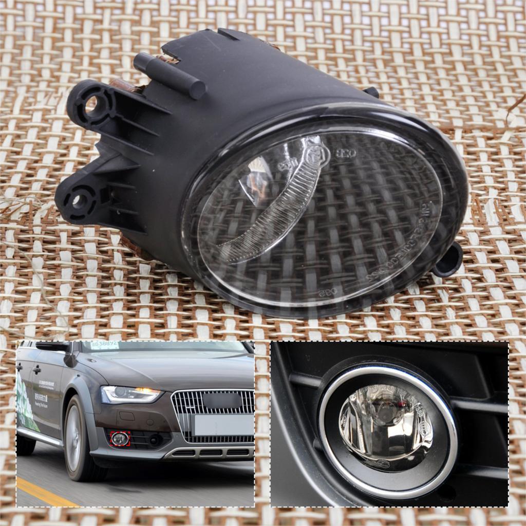 DWCX Car Front Right Side Fog Light Lamp 8E0941700B Fit