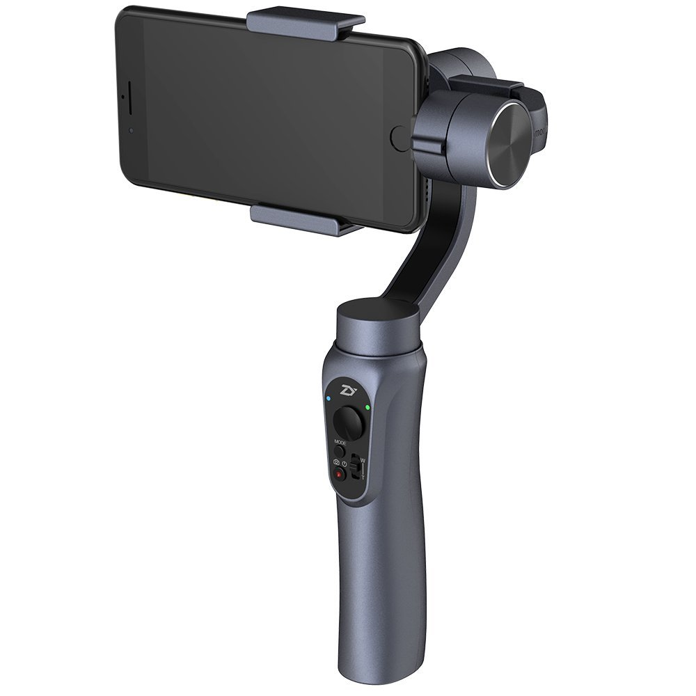 Zhiyun Smooth-Q Smooth Q Stabilizer Handheld Gimbal for Smartphone Wireless Control Vertical Shooting Panorama Mode