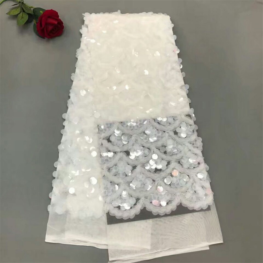 HFX latest Handwork 3d applique Tulle lace with beads african 3d fabrics with sequins french tulle sequin lace fabric X222-1HFX latest Handwork 3d applique Tulle lace with beads african 3d fabrics with sequins french tulle sequin lace fabric X222-1