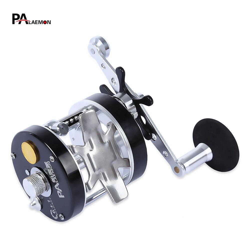 Palaemon bf40 5.3: 1 Рыбалка высокое Скорость 6 + 1bb Барабаны Baitcasting катушка
